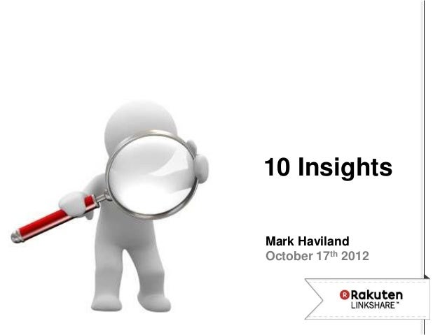 Advertiser and Publisher 101: 10 Insights