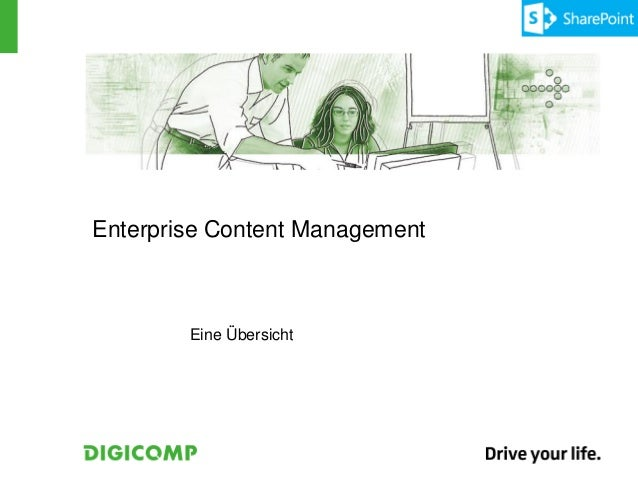 Enterprise Content Management        Eine Übersicht