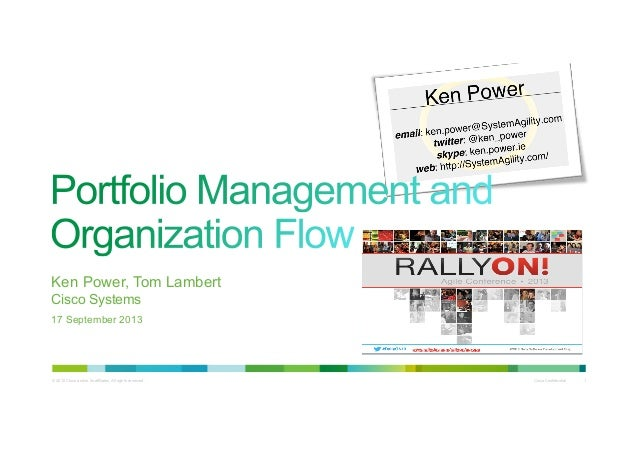 © 2010 Cisco and/or its affiliates. All rights reserved. Cisco Confidential 1 Ken Power, Tom Lambert Cisco Systems 17 Sept...