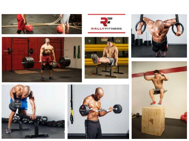 Rally Fitness Crossfit Accessories and Weights