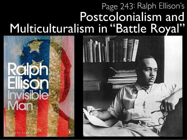 "Ralph Ellison's ""Battle Royal"""