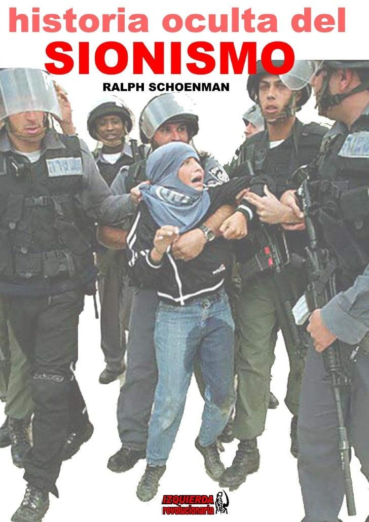 Ralph Schoenman   Historia Oculta Del Sionismo