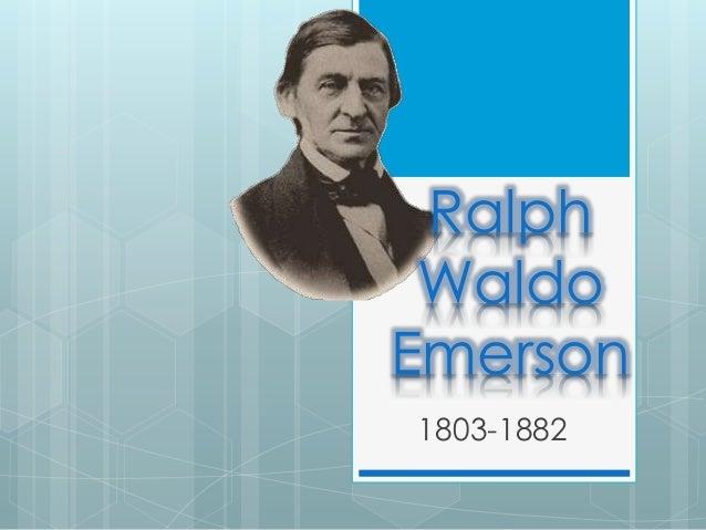 ralph waldo emerson self reliance