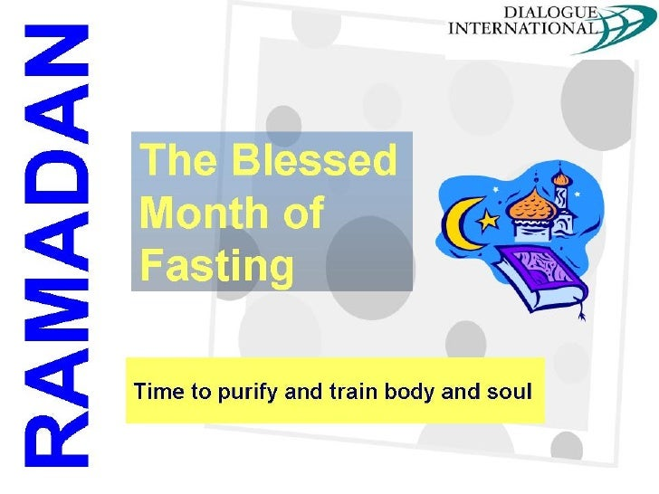Ramadan: The Blessed Month of Fasting