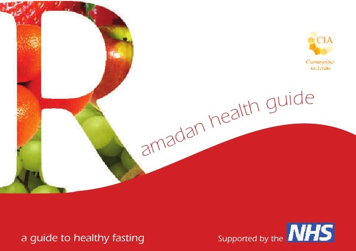 Ramadan Eating Health Guide