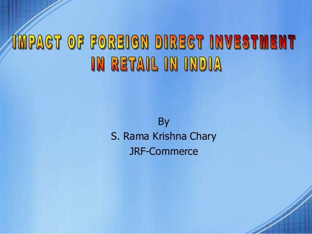 ByS. Rama Krishna Chary    JRF-Commerce