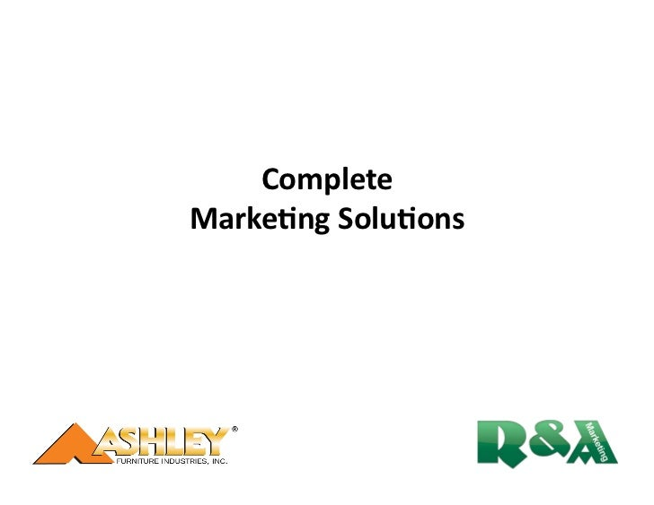 R&A Marketing - Complete Marketing Solutions