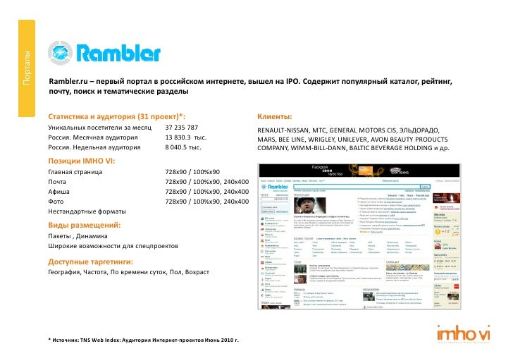 Screenshot of newsramblerru/22052344