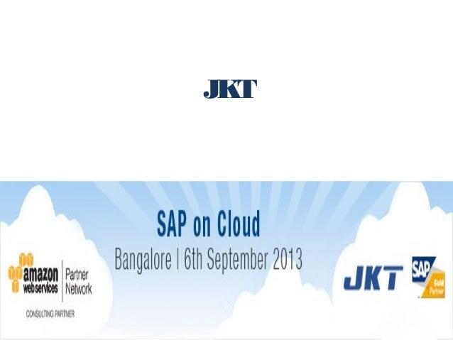SAP on Cloud
