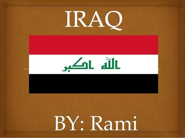 Rami  Iraq