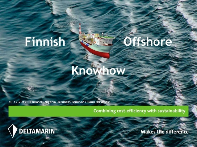 Finnish                                                   Offshore                                       Knowhow10.12.2012...