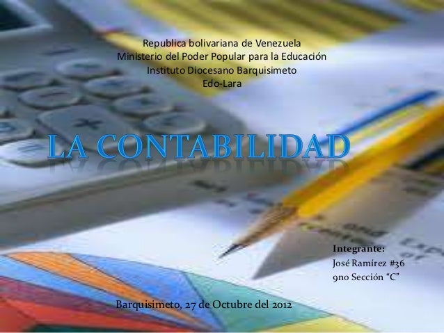 Republica bolivariana de VenezuelaMinisterio del Poder Popular para la Educación      Instituto Diocesano Barquisimeto    ...