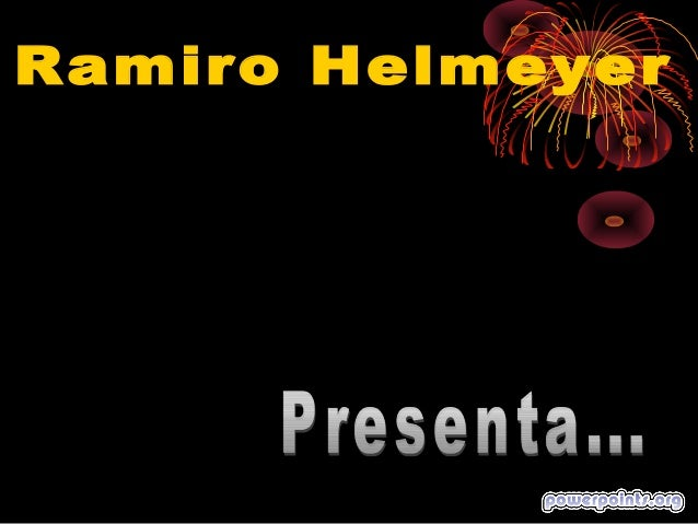 Ramiro helmeyer pepito 7345