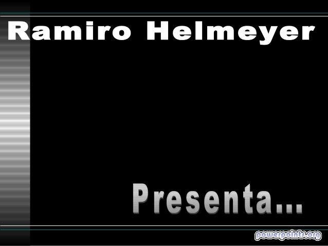 Ramiro helmeyer pesimista yo 11431