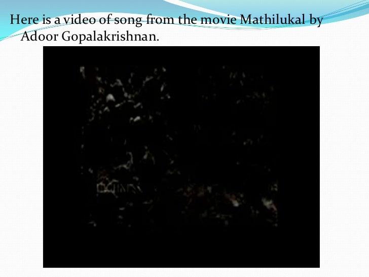 mathilukal malayalam novel pdf free