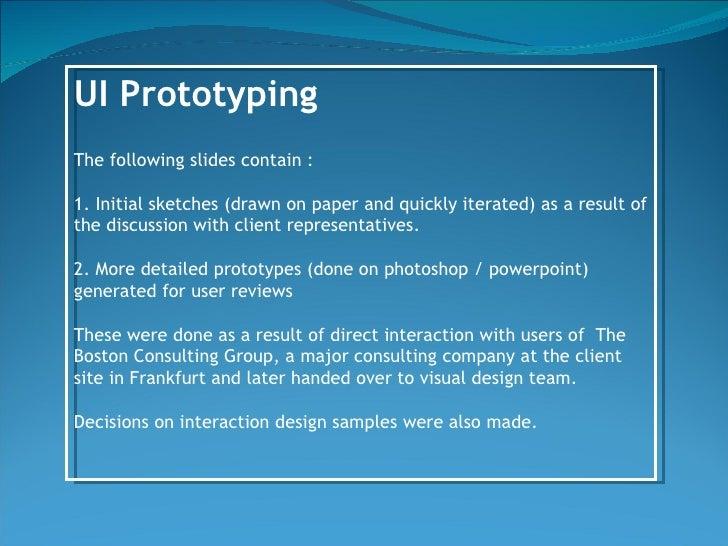 Ramnath UI Prototyping