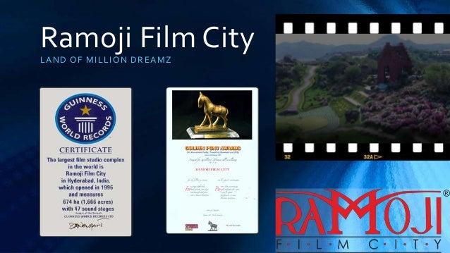 Ramoji Film City LAND OF MILLION DREAMZ