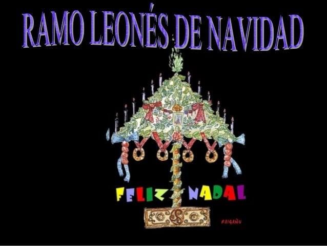 leones navidad: