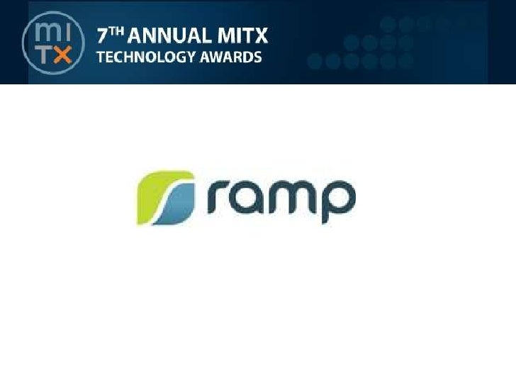 Ramp finalist interview