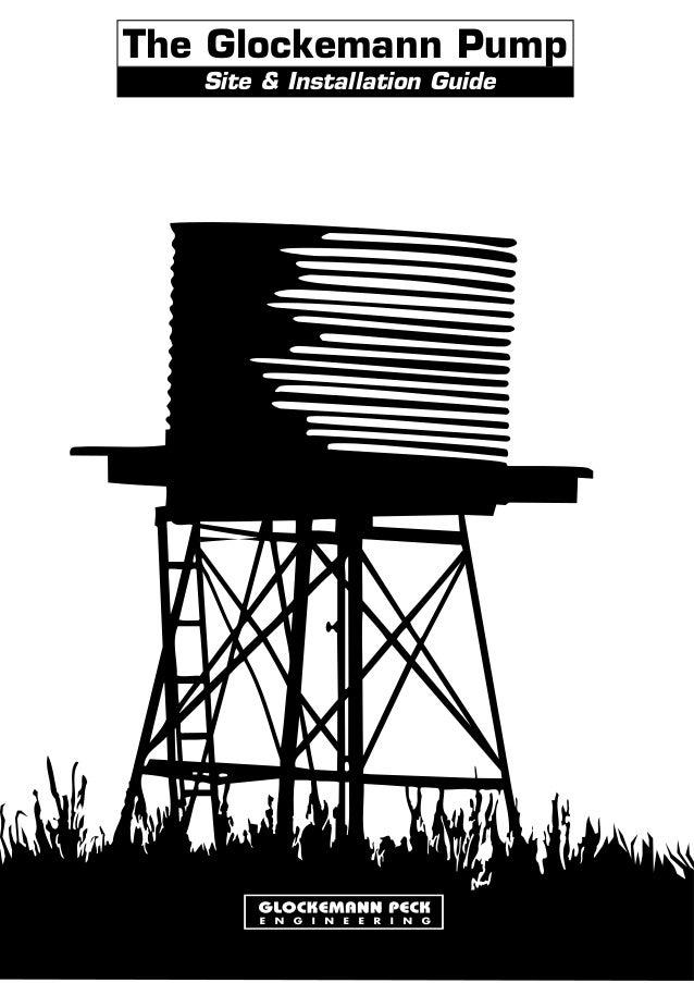 The Glockemann Ram Pump: Site and Installation Guide