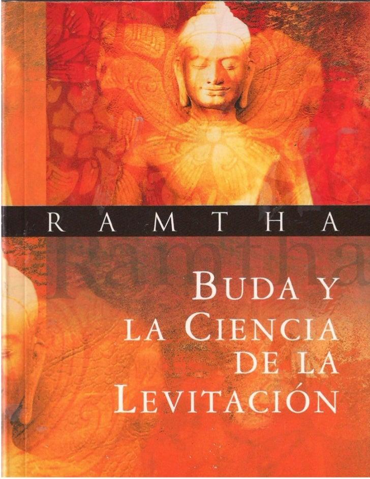 Ramtha   buda y la ciencia de la levitacion
