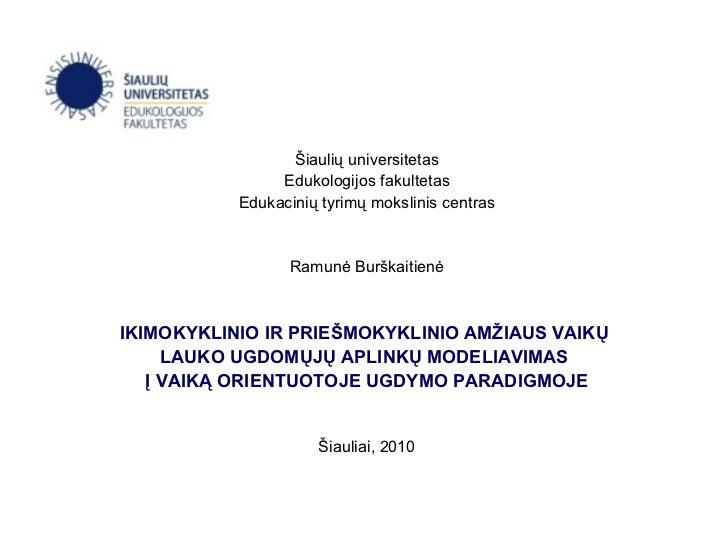 Ramunes b pristatymas_seminaras-siauliai