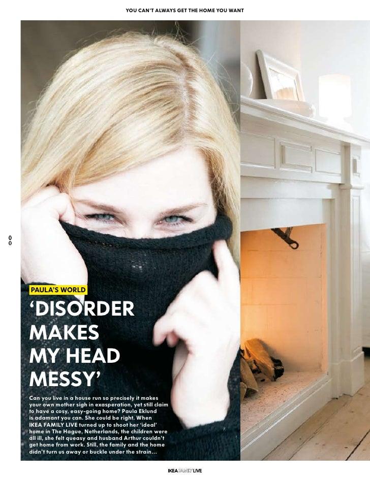 Ikea Living Magazine