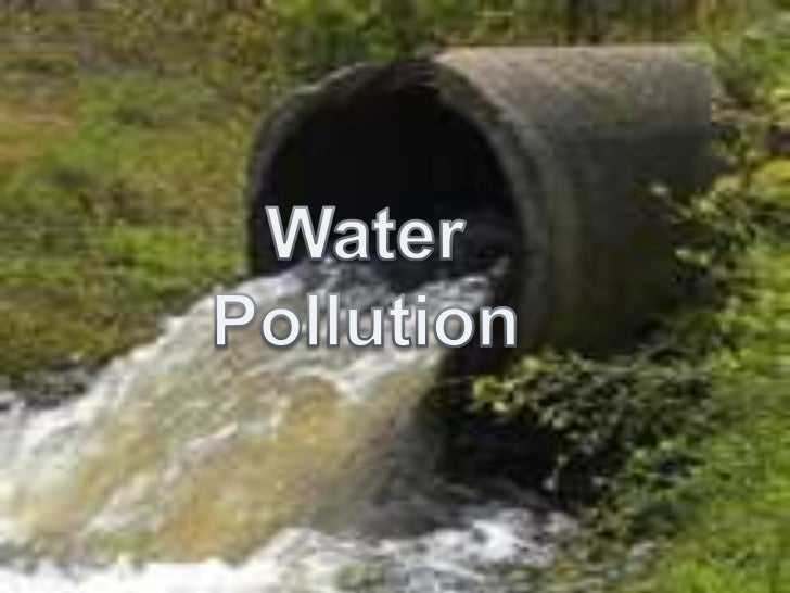 Water Pollution <br />