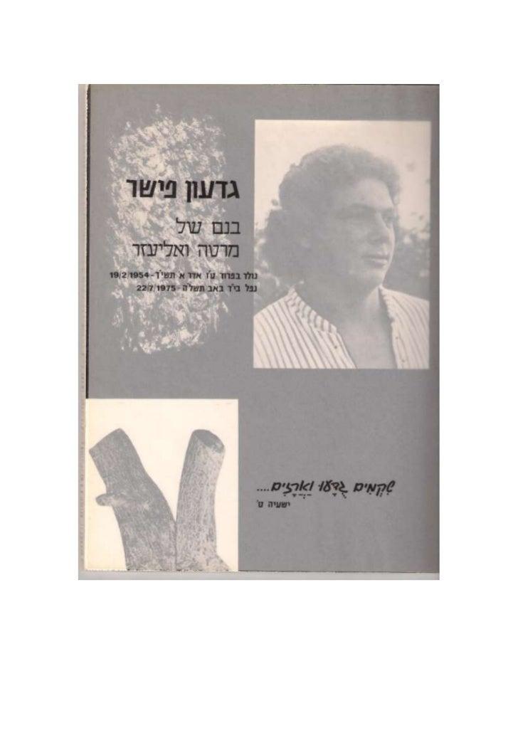 גדעון פישר