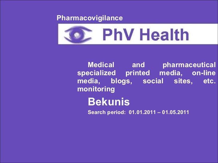 Case PhV Bekunis