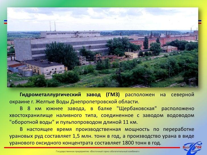 Желтые Воды Днепропетровской
