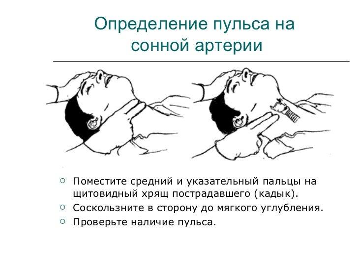 Как в домашних условиях проверить пульс