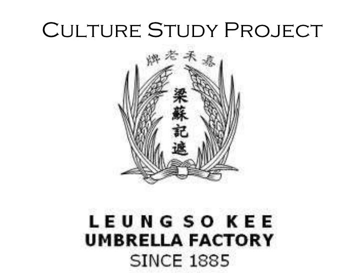 Culture Study Project