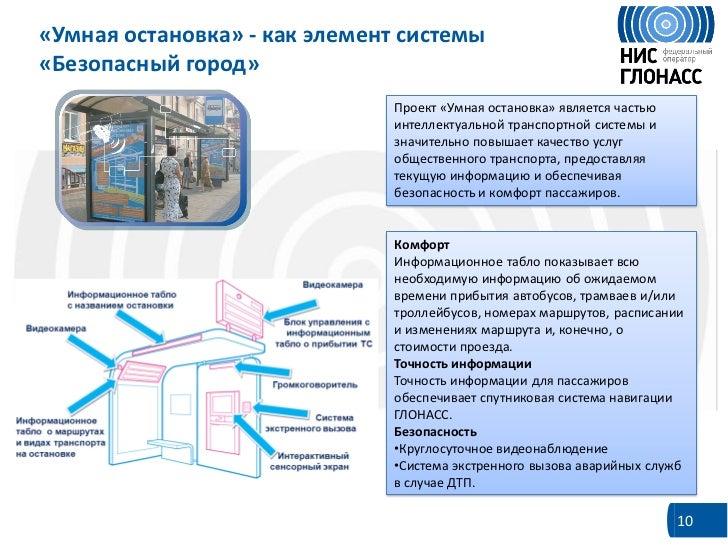 транспортной системы и