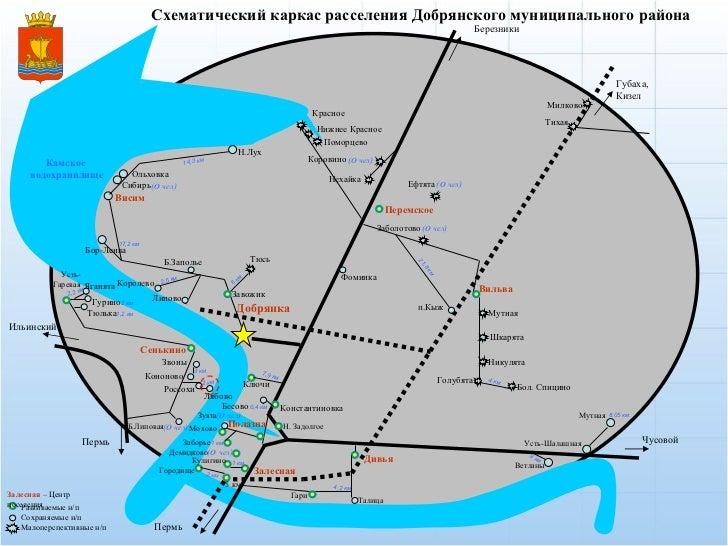 Добрянского муниципального
