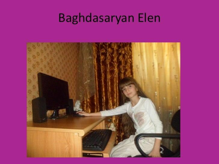 Baghdasaryan Elen