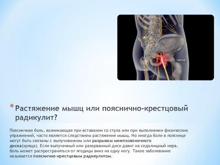 Болит крестец отдает в ногу беременность