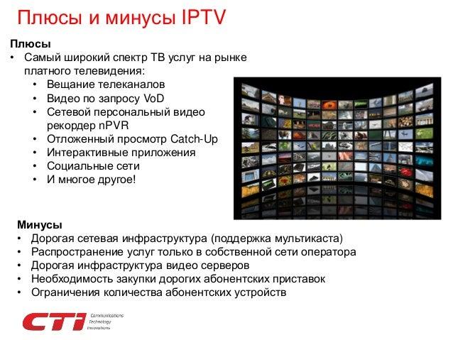 широкий спектр ТВ услуг на