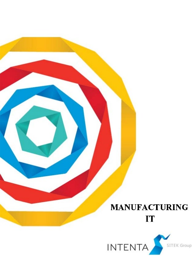 1 Software solutions Intenta is working with the leading Belarusian and Russian manufacturing companies for many years, so...