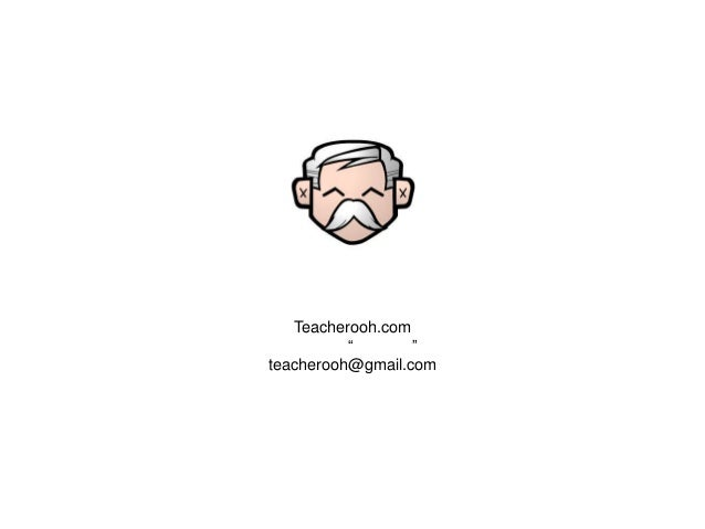 "Teacherooh.com "" "" teacherooh@gmail.com"