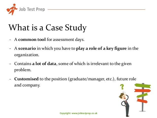 Introduction case study