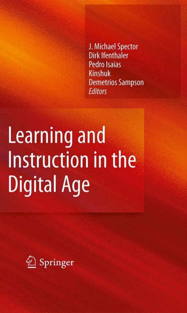 التعليم و التعلم في العصر الرقمي