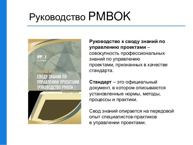 Руководство К Своду Знаний По Управлению Проектами Pmbok 2012 1-3 Главы