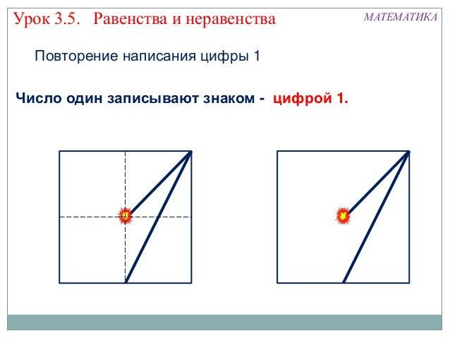Образцы Написания Цифр Для 1 Класса - фото 11