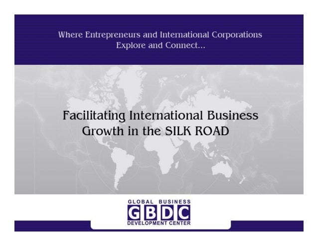 GBDC is non-governmental organization which provides companies with strategies, business solutions and information concern...