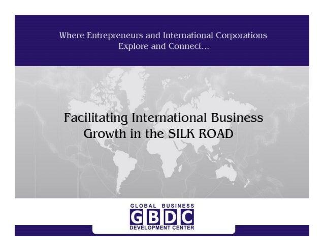 GBDC, Global Business Development Center, ნინო ჭანიშვილი, Nino Chanishvili,