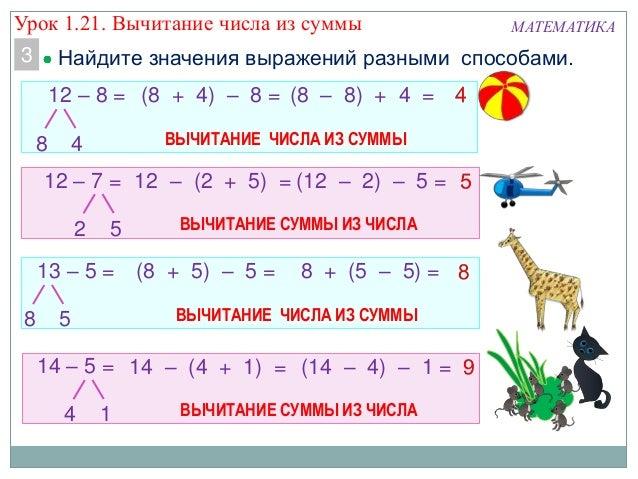 70 уменьши на разность чисел 16 и 9 Боже, научи меня