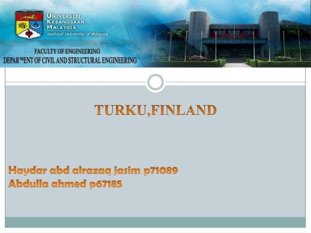 Finland Turku