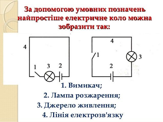 електричне коло можна