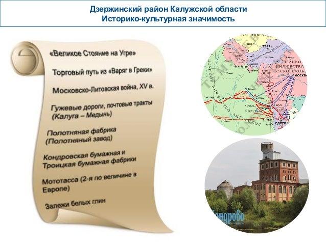 «Город Кондрово» (схема